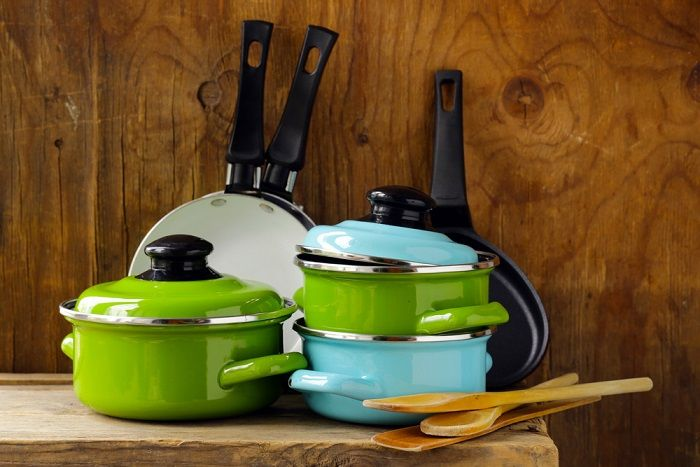 jamie oliver pots and pans