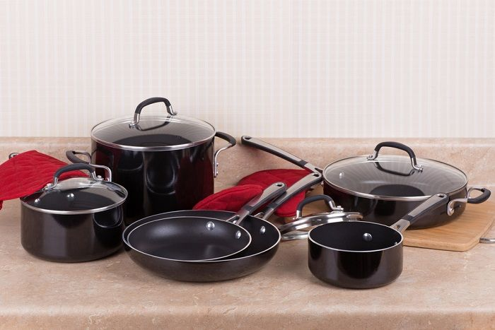 kitchenaid non stick cookware