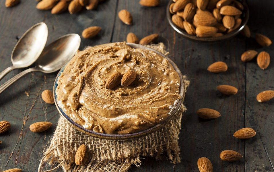 almond butter substitute coconut oil