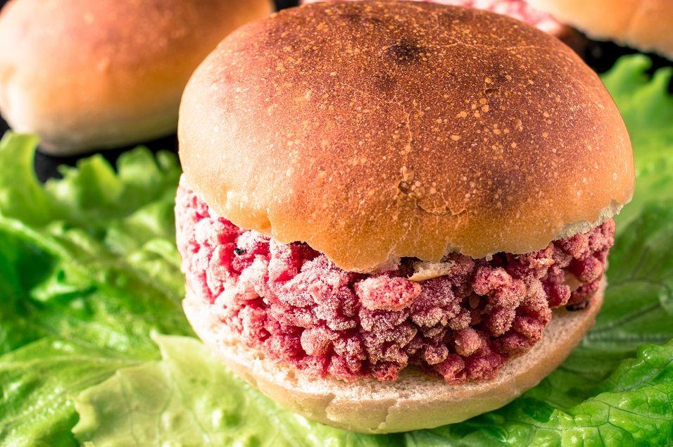can you refreeze hamburger buns