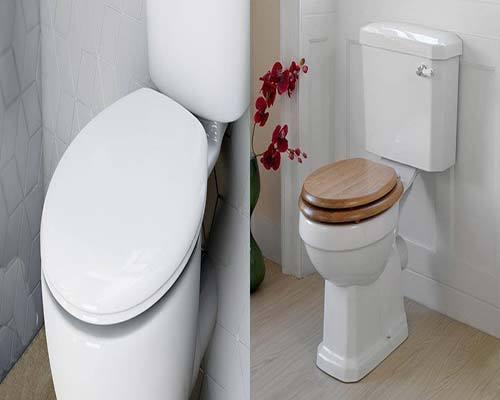Wooden vs. Plastic Toilet Seats