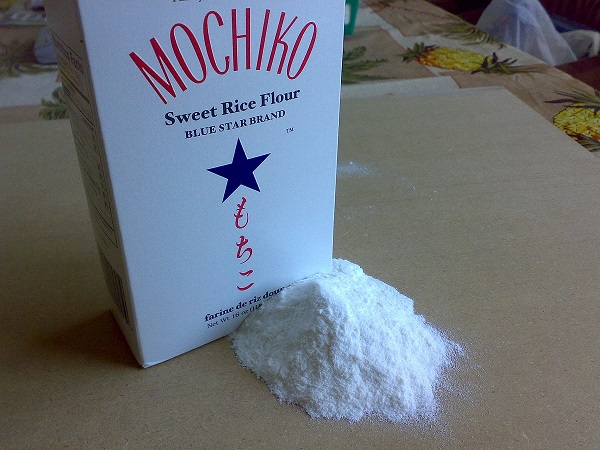 Rice Flour Substitute