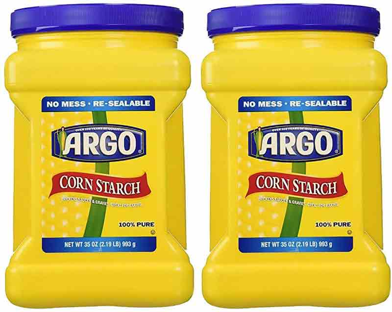 Healthy Cornstarch Substitute