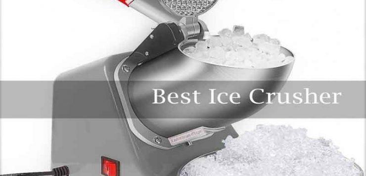 best ice crusher
