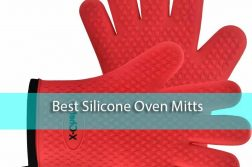 best silicone oven mitts