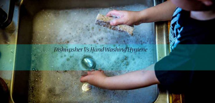 Dishwasher Vs Hand Washing Hygiene