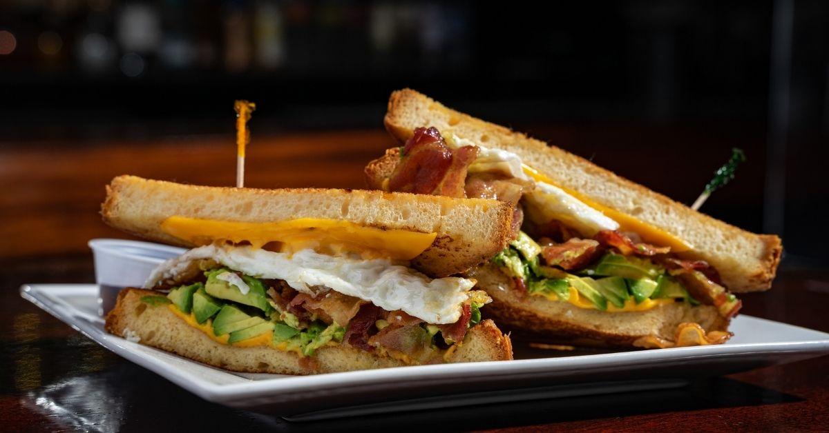 Breakfast sandwich maker recipes