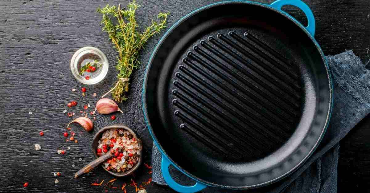 Cast Iron Grill Pan Recipes