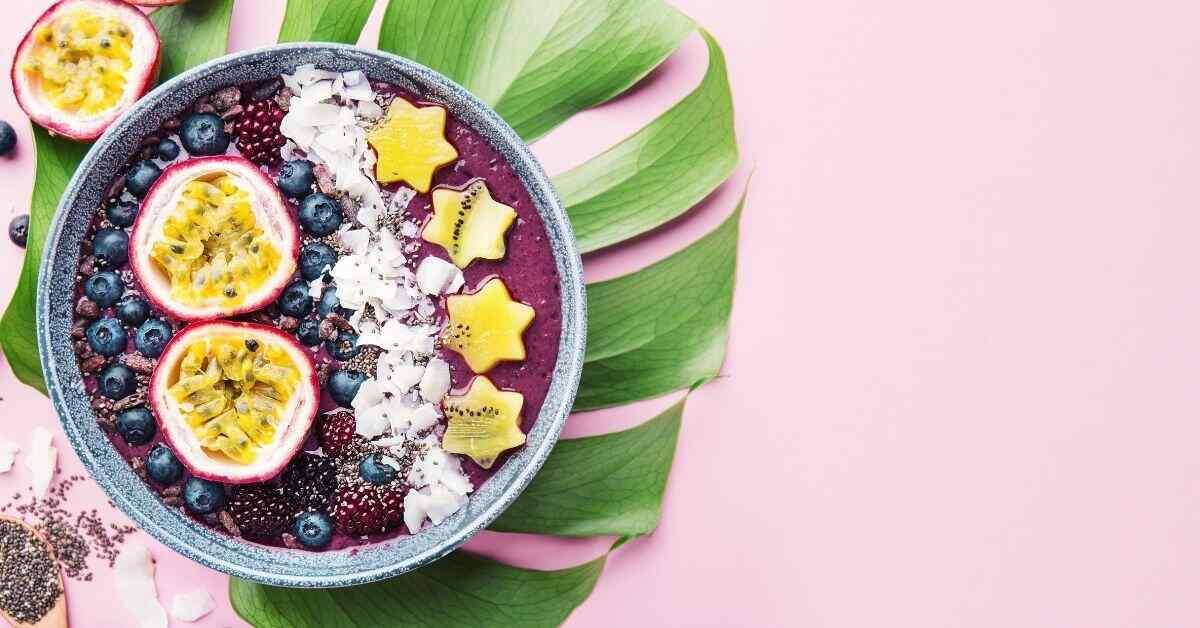 How to Keep acai bowl in fridge or freezer