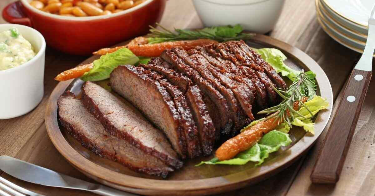 How to cook a beef brisket in oven