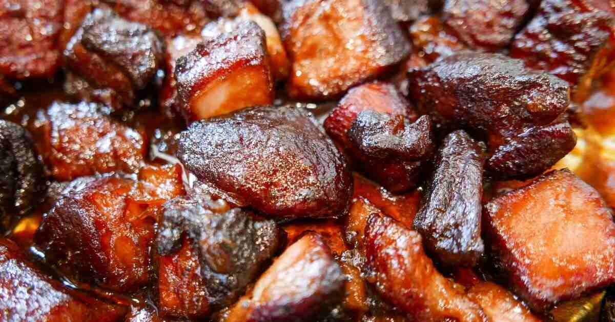 Pork Belly Burnt Ends Oven Recipe