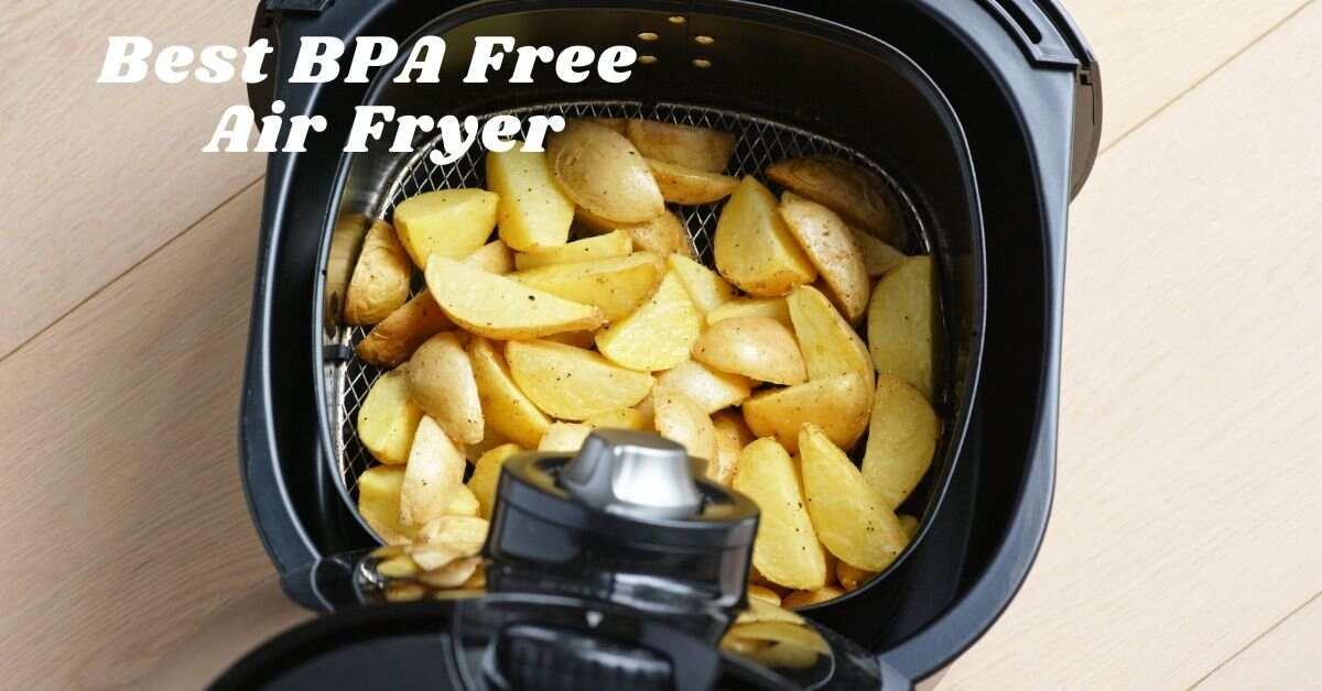 Best BPA Free Air Fryer