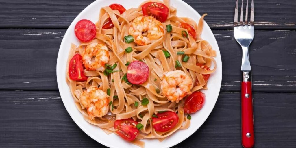 Shrimp with Tomatoes and Warm Spices